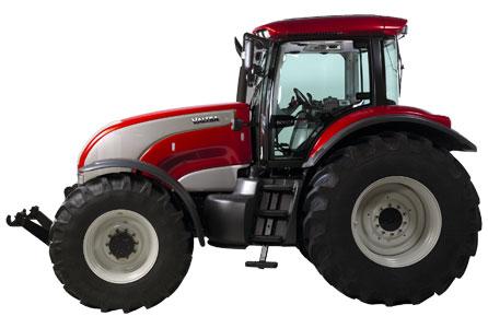 Трактор (Valtra S)