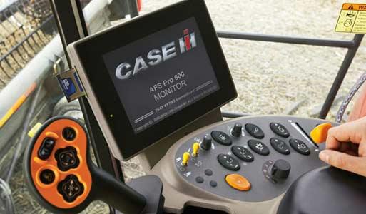 Система точного земледелия (Case IH AFS)