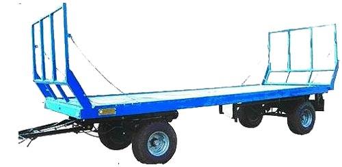 Прицеп рулоновоз тракторный (ПРТ-8)