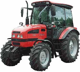 Трактор универсально-пропашной (МТЗ 900)