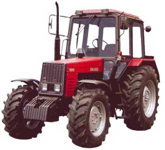 Трактор универсально-пропашной (МТЗ 1000)