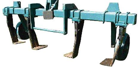 Машина почвообрабатывающая для совмещения глубокого рыхления и поверхностной обработки почвы (ЧД-3,0(4,0))