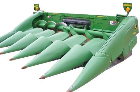 Жатка кукурузная (John Deere 600C)