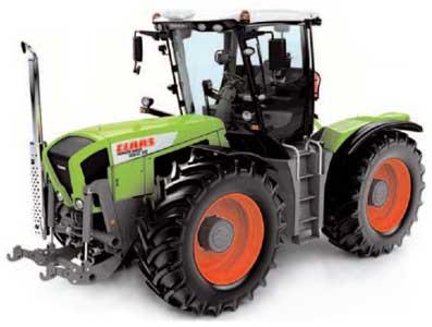 Трактор (Xerion Trac)