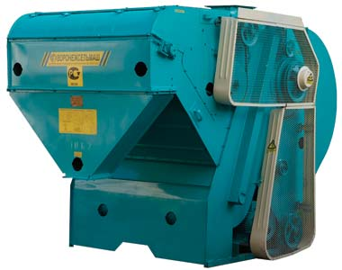 Машина предварительной очистки зерна (МПО-50)