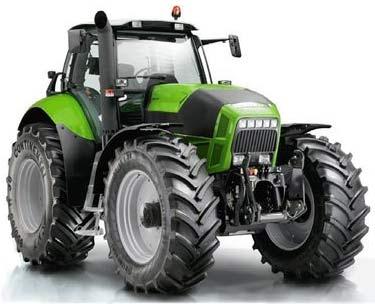 Трактор сельскохозяйственный (Agrotron X)