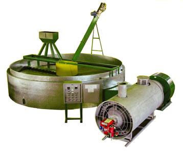 Сушилка зерновая карусельная (СЗК-10Б)