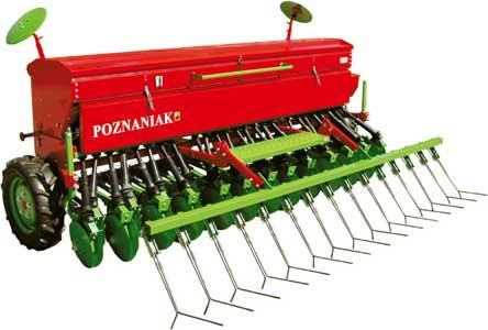 Сеялка универсальная зерновая (Poznaniak)