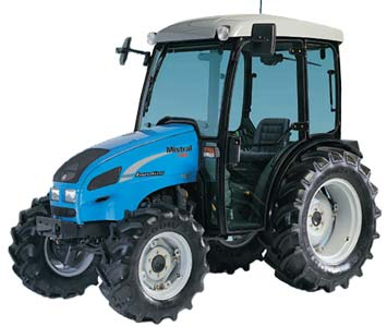 Трактор (Mistral)