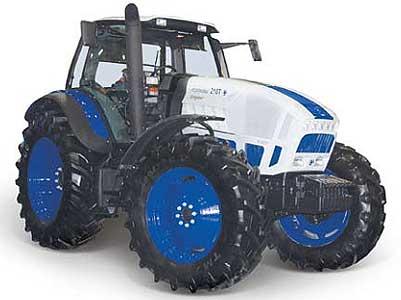 Трактор универсальный колесный (Агромаш 210Т)