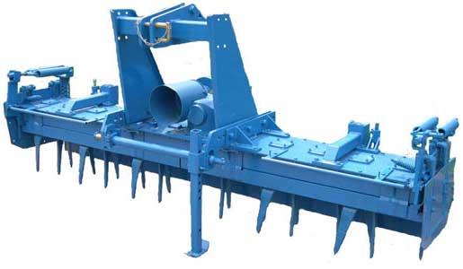 Культиватор вертикально-фрезерный (Rabewerk PKE)