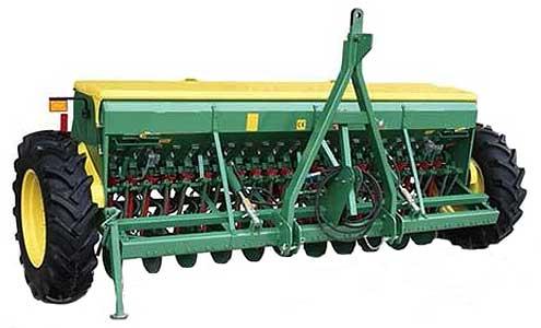 Сеялка зерновая (AGSD-BSHW/28)