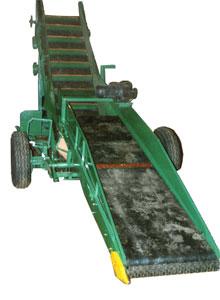 Транспортер-подборщик картофеля (ТПК-30)