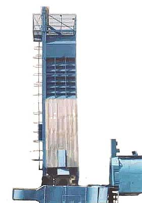 Зерносушилка колонковая (СЗК-10)