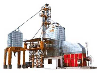Зерноочистительно-сушильный комплекс (Стандарт 01-S616-Беларусь)