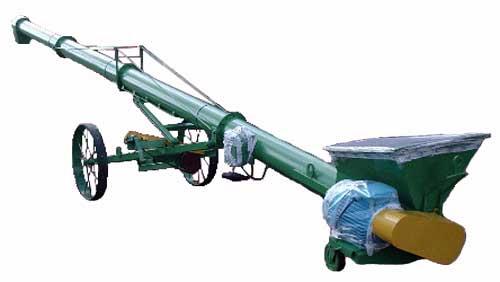 Конвейер винтовой передвижной (У13-УКВ)