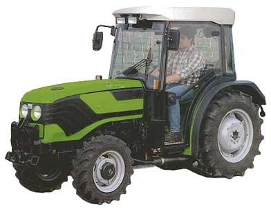 Трактор специализированный (Agroplus F)