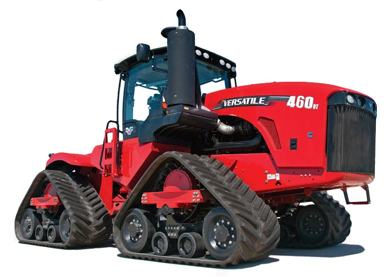 Трактор (Versatile Deltatrack)