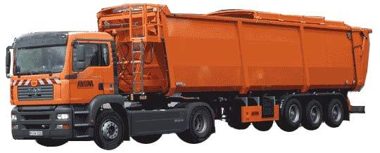 Кузов для грузовых автомобилей (SсhubMax)