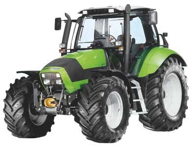 Трактор сельскохозяйственный (Agrotron TTV)