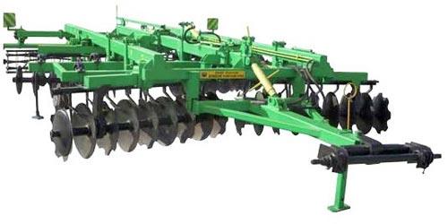 Агрегат комбинированный для минимальной обработки почвы (АКМ-4)