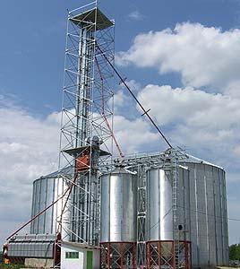 Зернохранилище (Силос)