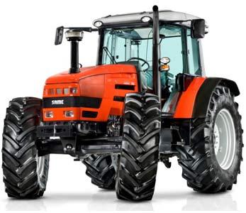 Трактор (Laser)
