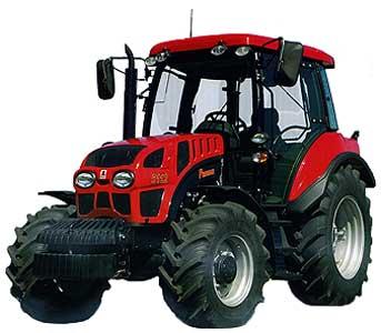 Трактор (Pronar P7)