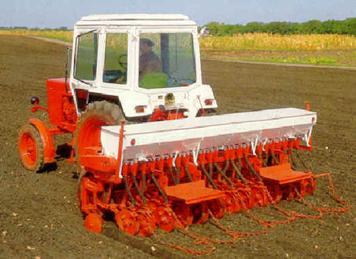 Сеялка зерновая навесная (СЗН)