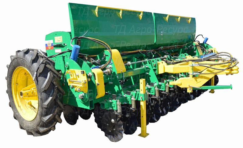 Сеялка зерновая (Harvest No-till 4.2)
