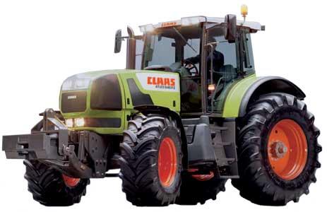 Трактор (Atles)