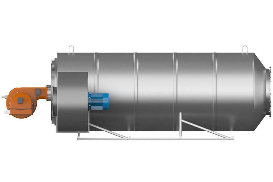 Агрегат топочный высокотемпературный  (ТБВ)