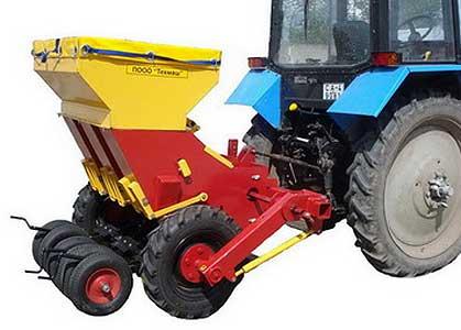 Машина для посадки лука-севка (точного высева) (МПЛС)