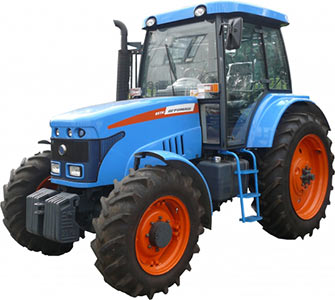 Трактор (Агромаш 85ТК)