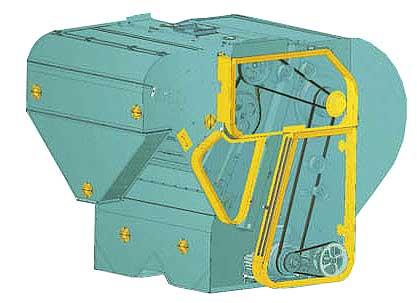 Сепаратор предварительной очистки зерна (СПО-100)