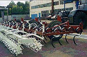 Культиватор скоростной (КС-9)