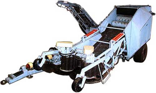 Комбайн овощеуборочный высокопроизводительный (ТАКИ-18 М)
