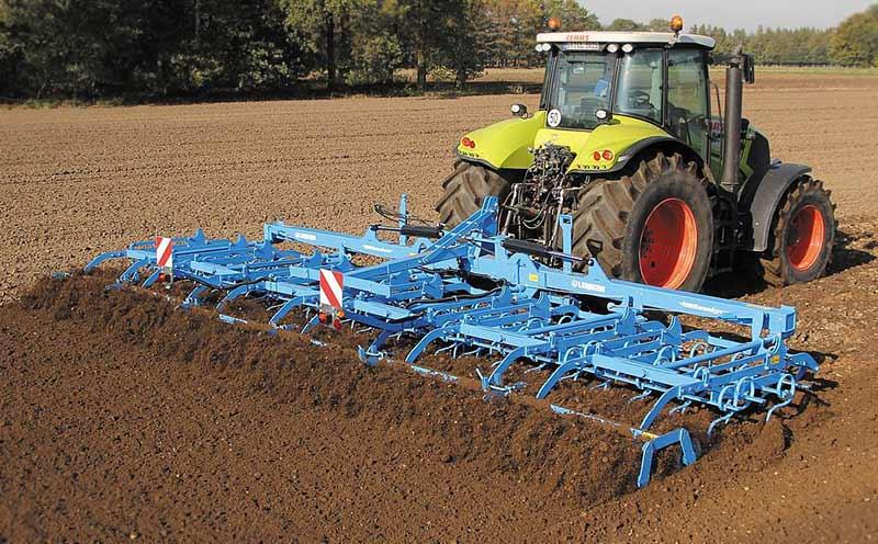 Комбинация для предпосевной обработки почвы (Korund)
