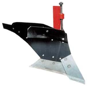 Корпус плуга с полувинтовым отвалом (ПЛН-01.000 (ПЛД-06.000))