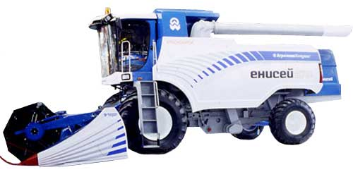 Комбайн зерноуборочный (Енисей-970)