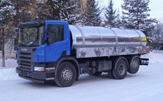 Автоцистерна (Г6-ОПА-Scania)