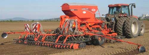 Сеялка пневматическая для посева с минимальной почвоподготовкой (Speedliner)