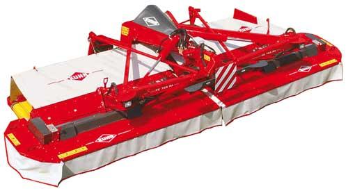 Косилка-плющилка для тракторов с реверсивным механизмом (Kuhn FC 703(RA))