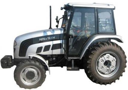Трактор (Foton TA)