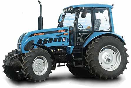 Трактор (Pronar 1221A (II))
