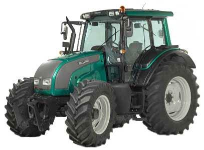 Трактор (Valtra N)