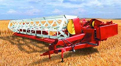 Жатка валковая зерновая  (Палессе СТ)