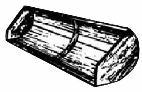 Ковш увеличенный для П10М
