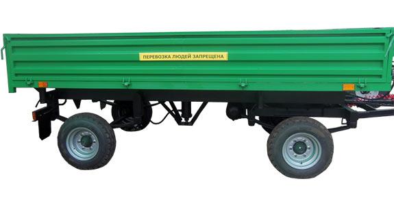 Прицеп тракторный специальный (2 ПТС-4,5)