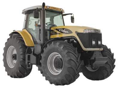 Трактор (Challenger MT600В Techstar)